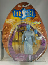 "Farscape Series 1 Pa V Zotoh Zhaan 6"" Action Figure Nib Toy Vault"