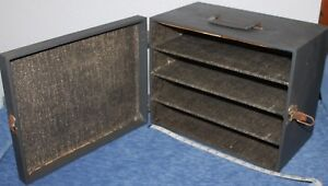 Vintage   35 mm     Slides Photo  Storage   Case    Box   photo decor    # 2