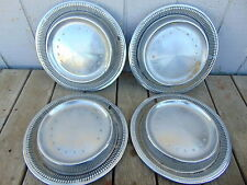 """1970 PLYMOUTH HUBCAP WHEEL COVER SET 15""""  SATELLITE BELVEDERE 1971 72"""