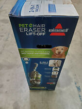 Brand New in Box Bissell Pet Hair Eraser Lift Off Upright Bagless Vacuum 2087