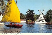 BR92502 the mill river bure horning norfolk braods ship bateaux   uk