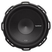 Rockford Fosgate P2D4-12, Punch 12 4 Ohm Dual Voice Coil Subwoofer - 800W