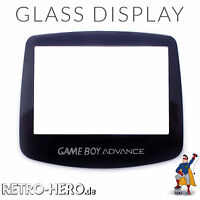Gameboy Advance Display Scheibe LCD screen GBA Austausch Game Boy Echtes Glas