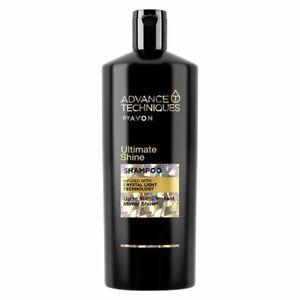 (1L/7,98€) AVON Ultimate Shine 2-in-1 Shampoo & Spülung für mehr Glanz 700 ml