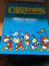 Walt Disney Castors Juniors Magazine Album Numero 3