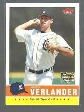 2006 Fleer Tradition #173 Justin Verlander (RC) (ref 72445)