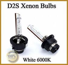 2x D2S Bulbs Xenon White 6000K Replacement Headlight VW BMW MERCEDES AUDI VXR