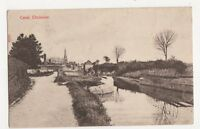 Sussex, Chichester, Canal 1910 Postcard, B156