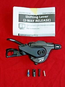 Shimano XT M8000 11 Speed Gear Shifter Lever Trigger Right I-Spec B Zee Saint