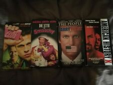 Edward Norton Vhs Lot: Fight Club, American History X, Larry Flynt, Smoochy