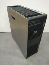 HP Z600 Workstation 2x Xeon X5650 12-core 48GB RAM 240GB SSD Win 10 Pro