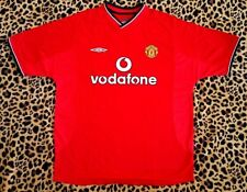 MANCHESTER UNITED 1996 JERSEY SIGNED RYAN GIGGS RARE COA