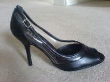 Ravel High (3-4.5 in.) Stiletto 100% Leather Heels for Women
