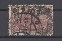 Dt. Reich Mi.Nr. 118a, 2,50 Mark Freimarke 1920 gestempelt geprüft Infla (31580)