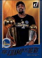 2017-18 Donruss Basketball The Champ is Here Singles (Pick Your Cards)