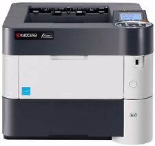 Kyocera FS-4200DN laser workgroup printer LOW PAGE COUNT
