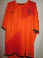 Holland 2012-2013 Home Football Shirt Size xxl /19790
