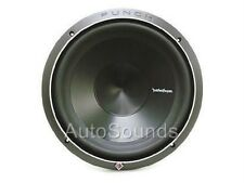 """NEW ROCKFORD FOSGATE PUNCH P3D4-12 1200W 12"""" DUAL 4 OHM SUBWOOFER"""