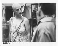 Lena T Hansson bald busty VINTAGE Photo Mozart Brothers, Sweden