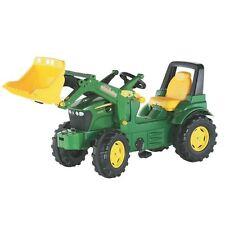 rolly toys 710027  rollyFarmtrac John Deere 7930 Trettraktor mit Frontlader neu