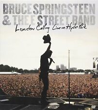 BRUCE SPRINGSTEEN LONDON CALLING LIVE IN HYDE PARK 2  DVD ALL REGIONS NTSC NEW