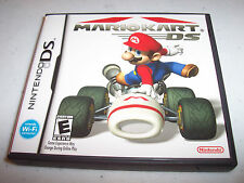 Mario Kart DS Mariokart Cart (Nintendo DS) Lite w/Case & Manual