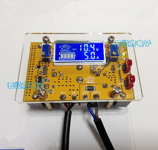 10A DC-DC CC CV Step Down Power Supply Module LCD Dual Display + Case Adjustable
