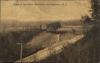 Indian Reservation Near Syracuse NY - INDIAN MOUND??? c1910 Postcard