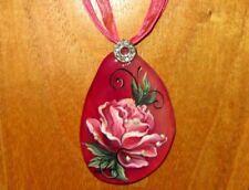 Bigiotteria rose goccia in pietra