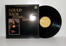Glenn Gould - Bach, Italian Concerto, Netherlands CBS 60253 1983 LP NM