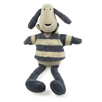 BNWT Air Puppy - Teddy Lamb from Hickory Shack 10″ Blue & Cream Toy Gift -Age 0+