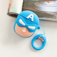 Air pod Case Superhero Protection IPhone Kids Cap