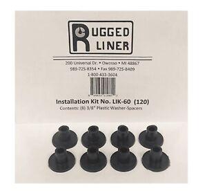 Rugged Liner LIK60 Rugged Liner Tailgate Kit