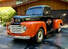 1949 Ford Other Pickups  1949 Ford F1 Pickup with custom Harley Davidson theme