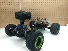 Duratrax Evader Parts Chassis 1/10 Scale 2Wd Rc Radio Control Car