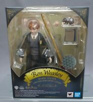 S.H. Figuarts Ron Weasley Harry Potter and the Philosopher's Stone Bandai NEW**c