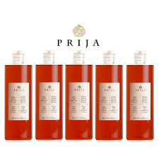 Prija Seife Flüssigseife mit Ginseng 5x 380ml Soap Wellness Hotel  Flakon Sapone