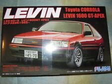Fujimi Toyota Toy Models