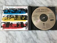 The Police Synchronicity CD 1983 DADC PRESS A&M CD-3735 DIDX 1 RARE! OOP! Sting