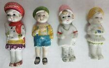 Lot Of Vintage Frozen Charlotte Dolls Made In Japan