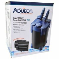 Aqueon QuietFlow Canister Filter 400 - 1 Count
