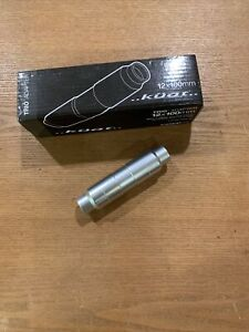 Kuat Trio Fork Adapter for 12mm x 100mm Thru Axles