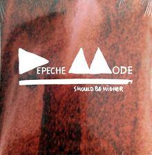 CD SINGLE DEPECHE MODE SHOULD BE HIGHER CARDBOARD SLEEVE NEUF SOUS BLISTER 2013