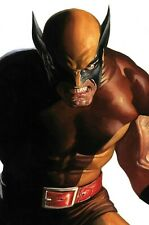 WOLVERINE 6 2020 ALEX ROSS TIMELESS VARIANT 1st APPEARANCE SOLEM X OF SWORDS XOS