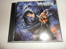 Cd   Warlock  ‎– Triumph And Agony