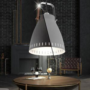 LED Luminaire Suspendu RGB Variateur Télécommande Travail Chambre Rétro Couvrir