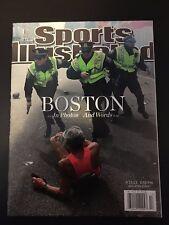 BOSTON MARATHON 2013 SPORTS ILLUSTRATED MAGAZINE BOSTON STRONG NM/M Condition