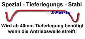 Tuning Stabilisator Stabi VW Golf 4 iV Bora Beetle alle Modelle Tiefer Neu