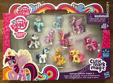 My Little Pony Cutie Mark Magic Twilight Sparkle & Friends Mini Collection New