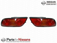 Nissan JDM OEM Silvia S13 180SX 240SX Kouki Tail Lights Lamp Kit Left / Right